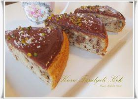 Kesinlikle denemelisiniz bu keki. Sıklıkla gördüğüm ve tadını merak ettiğim bir lezzetti. Sonunda yaptım ve neden ö...