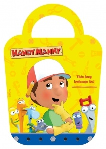 Handy Manny Party Supplies from Easykid