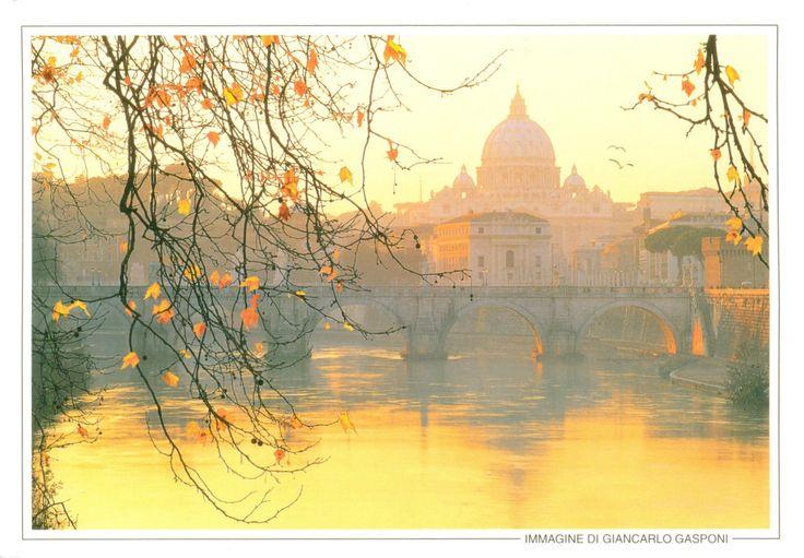 Basilica di San Pietro in Vaticano; Ponte Sant'Angelo, Roma