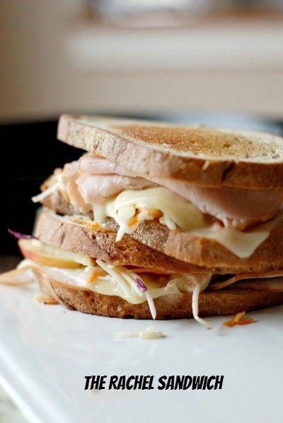 the rachel sandwich rueben s sweeter cousin the rachel sandwich ...