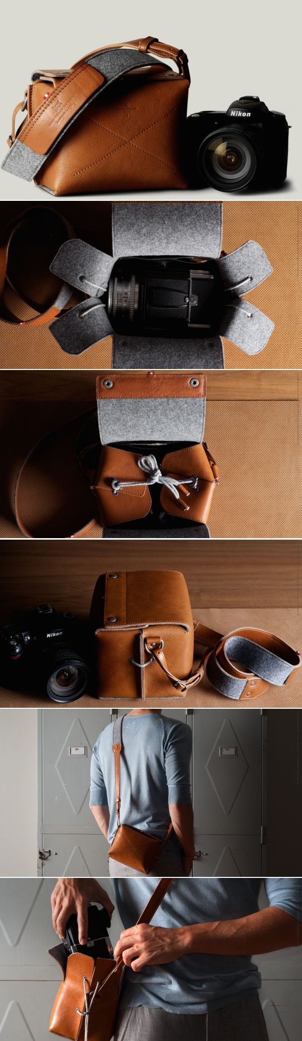 #hardgraft Box Camera Bag