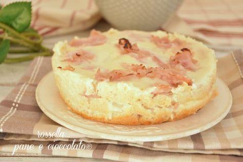 La ricetta torta di pancarre
