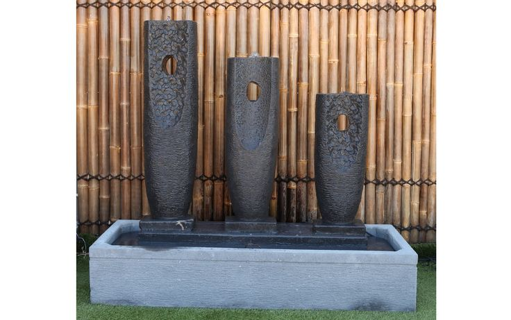 3 tower elipse water feature. Our enormous on-site warehouse in Perth is continually stocked with water features, meaning you can find what you love and take it home today! Drovers inside and out.