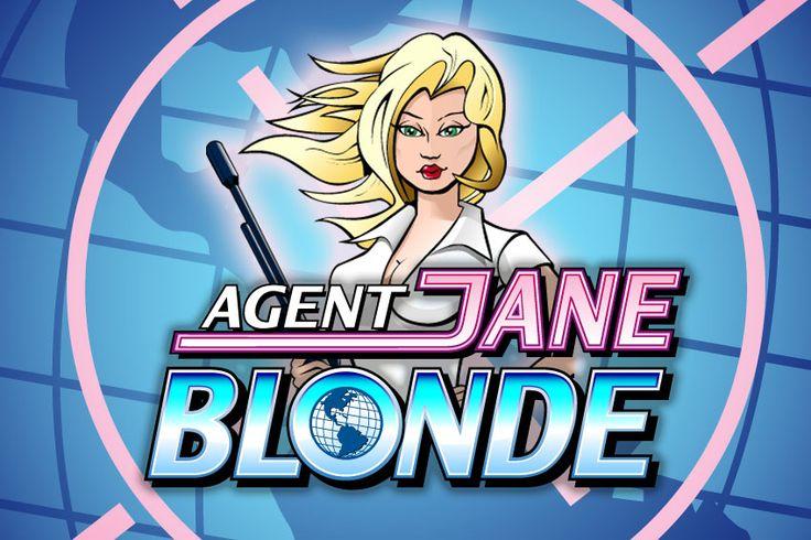 Agent Jane Blond slot - https://www.wintingo.com/