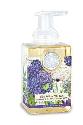 Life Pharmacy Hydrangea Foaming Soap $22.99