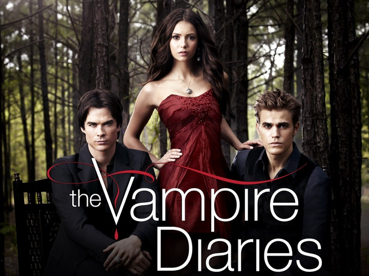 Ok, I admit it, I love 'The Vampire Diaries'. It is complex, funny, romantic and heartbreakingly tragic. The cast is excellent and you begin to really care about the characters. I was skeptical at first, thought it was going to be all teenage angst, but the storyline is much, much more.