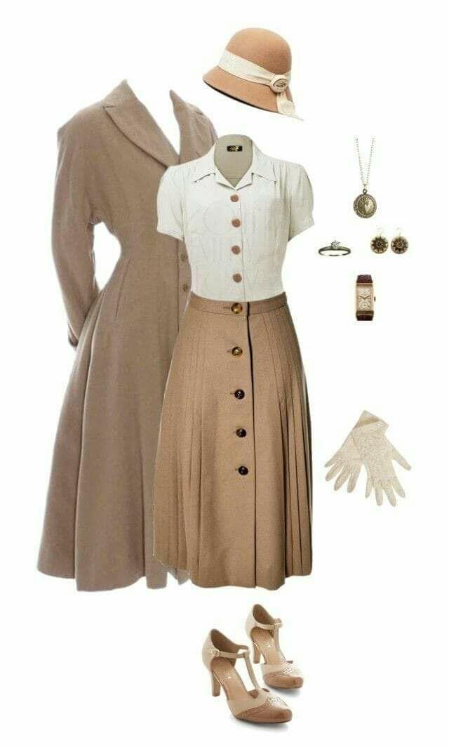 Troque de sapatos com Mary Jane e pode ser a fantasia de Nancy Drew   – 20er jahre mode