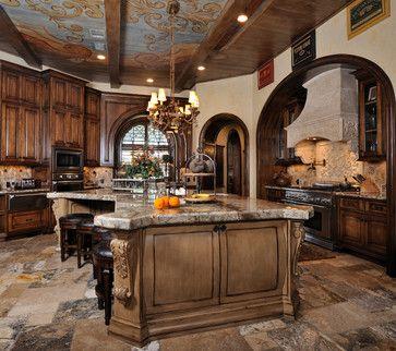 Cypress   Traditional   Kitchen   Houston   Stillwater Builders