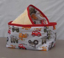 Kids Tractors & dumpers storage baskets, set of 2