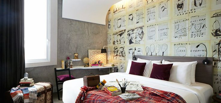 Bedroom inspiration, (THERE'S A LOT OF BEAUTY IN ORDINARY) by Artotel Jakarta