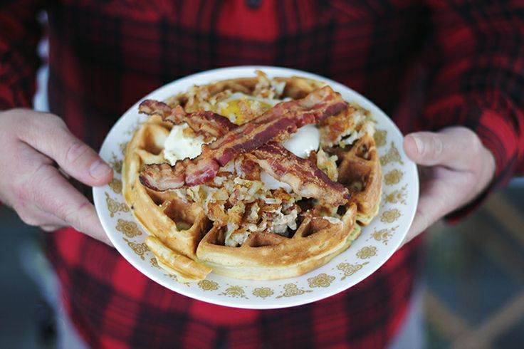 10 Waffle Toppings | The Merrythought // my waffle maker needs to see the light of day