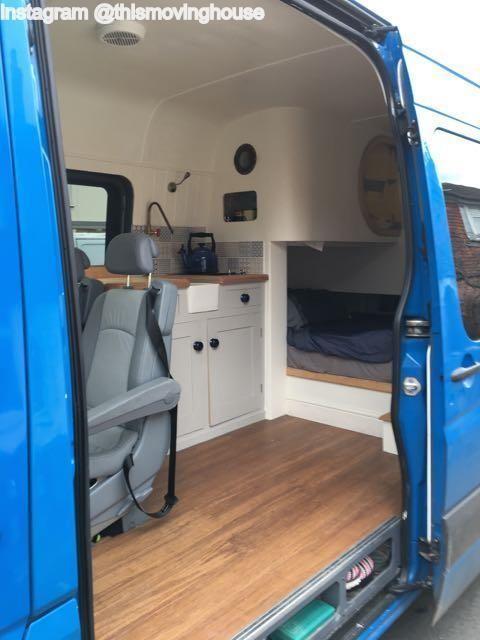 Family Stealth Camper Mercedes-Benz Sprinter 313 / Campervan / Motorhome in Cars, Motorcycles & Vehicles, Campers, Caravans & Motorhomes, Campervans & Motorhomes | eBay