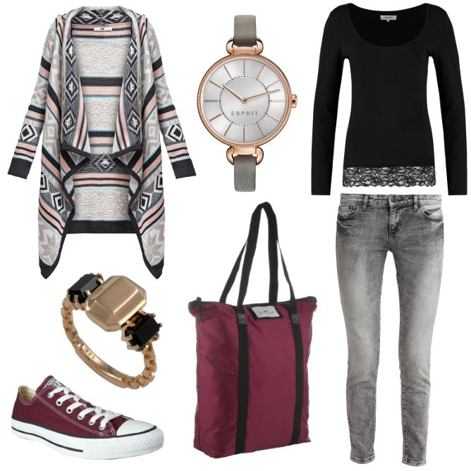 Outfit des Tages #284 | Jeden Tag ein Outfit