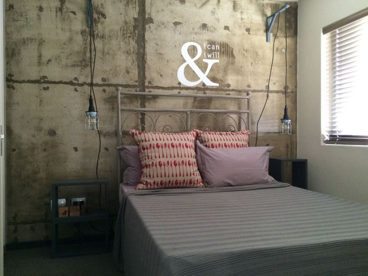 Urban Chic Bedroom