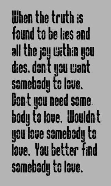 to love somebody reggae lyrics