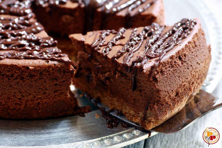 Cheesecake al Cioccolato al Latte - Ricetta di Cook's Illustrated
