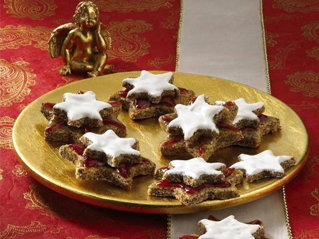 Frische Knusper-Stars: Ob kalorienarm oder reichhaltig - wir haben die 5 leckersten Plätzchenrezepte zu Weihnachten. Diese neuen, leckeren