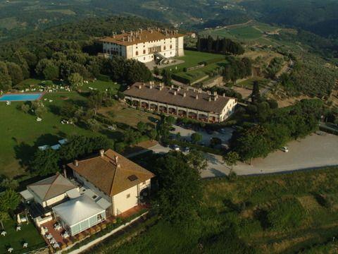 """Built in 1594 by Ferdinando I de' Medici, """"La Ferdinanda"""" is the perfect location for events"""