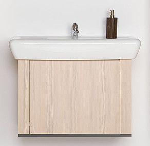 Szafka łazienkowa z umywalką Capal 01 + 10