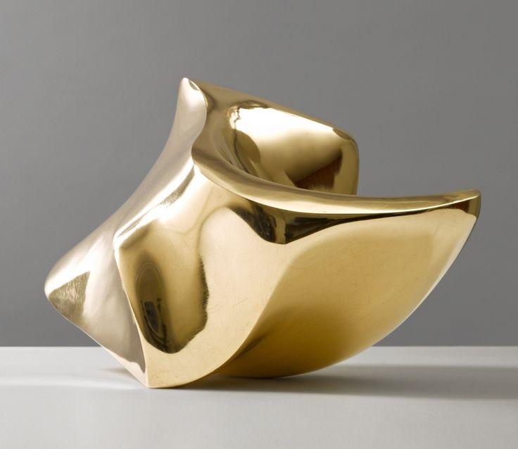 Ganymède Hans (Jean) Arp 1954/57-59 Title: Ganymède Artist: Hans (Jean) Arp (1886-1966, French) Year: 1954/57-59 Materials/Techniques: Bronze Price contact gallery Measurements Height: 13 in. (33 cm) Depth: 9 in. (23 cm) Width/length: