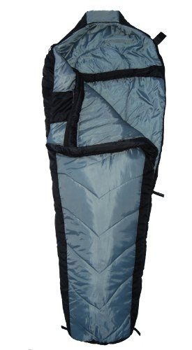 Coretech Sleeping bags are designed off a very simple principle, keep your core warm and your warmth will circulate through your body. It is the same reason you were a winter jacket and not a bodysuit. Putting this 3rd layer only in the core area also lets you get more warmth with less total insulation in the bag. Don't pack around the extra weight, warm your core.