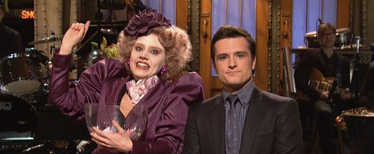 Josh Hutcherson - Opening Monologue - SNL Saturday Night Live - Video