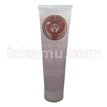 Body Spa, Whitening and Exfoliating Gel, L-Glutathione, Cherry - 400ml