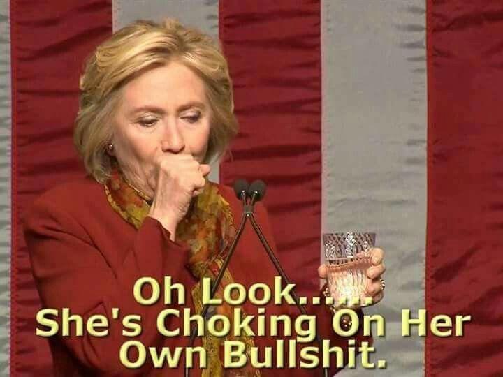 Oh look . . . | Hillary Clinton