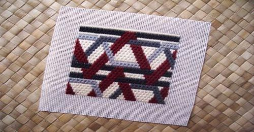 day 142 bargello challenge design