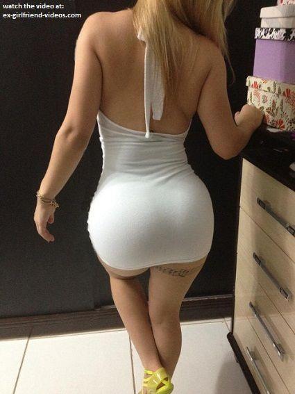 Big Asses Tight Dresses 43