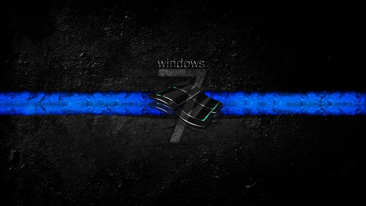Windows 7 Dirty Dark Live Wallpaper Computer Desktop