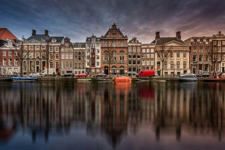 Sundaymorning in Amsterdam