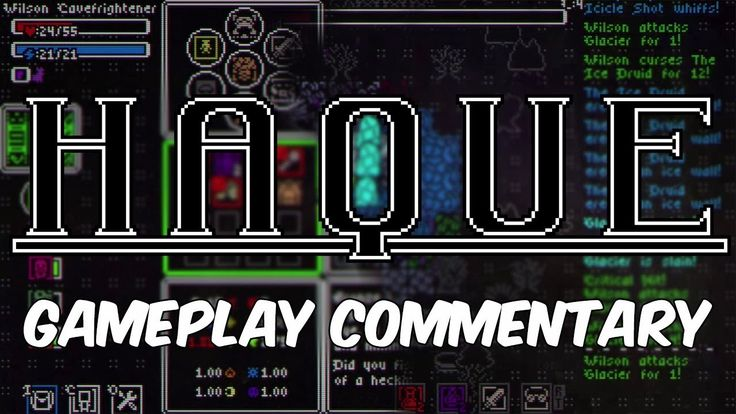 Haque Gameplay | Roguelike Pixelart Turn-Based RPG