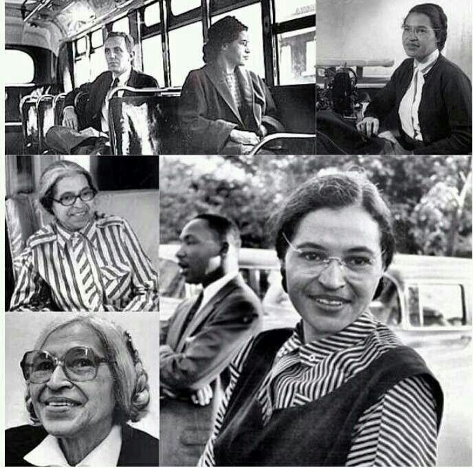 17 Best images about Rosa Parks on Pinterest | Buses ...