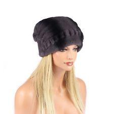 Donna Pelliccia di CINCILLA 'CAPPELLO CAP HAT oversizemuetze Beanie Cappello Invernale: EUR 139,13End Date: 02-nov 16:15Buy It Now for…