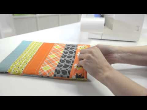 SINGER® Serger Quilting - YouTube