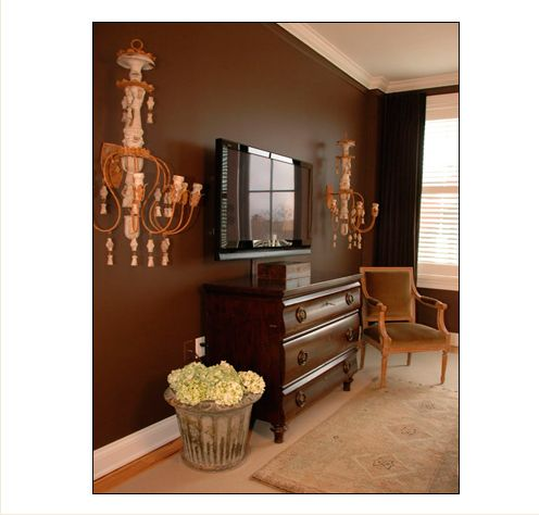 Best 25+ Chocolate brown walls ideas on Pinterest | Brown ...