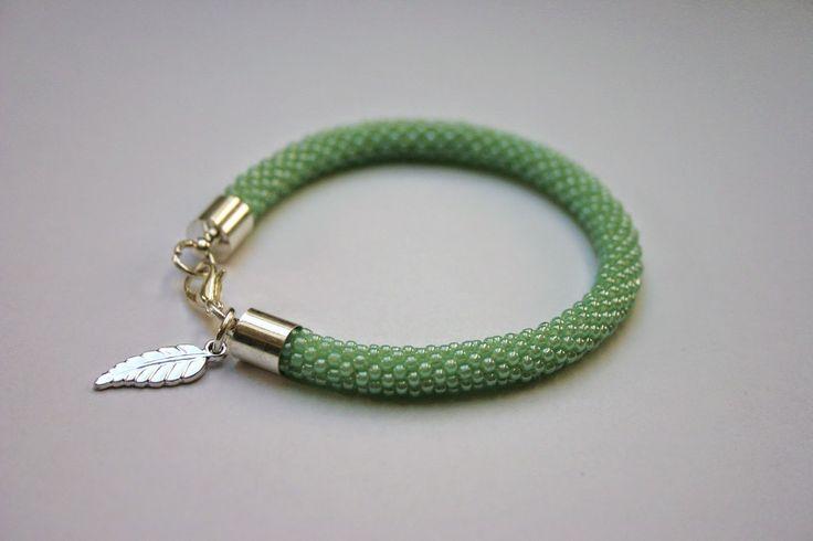 #bead crochet #bracelet #handmade