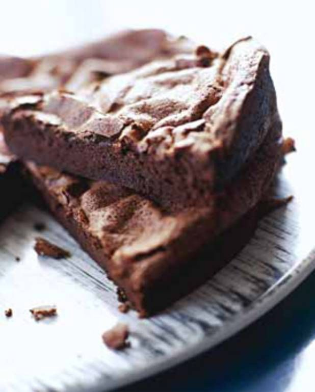 Chocolate cake for 4 people - Elle à Table recipes