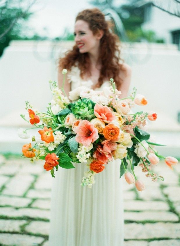 Pleased to Meet You!: Ideas, Bouquets Photography, Bouquets Laurenkinsey, Floral Design, Wedding Bouquets, Colors Palettes, Fall Wedding Flowers, Wedding Blog, Amazing Overflow