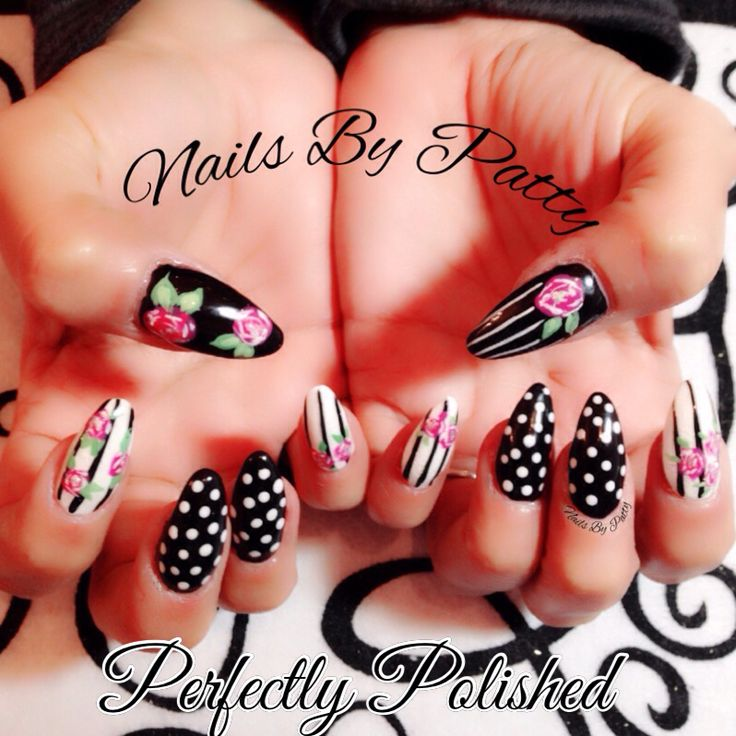 104 best Nails images on Pinterest   My nails, Acrylic nail designs ...