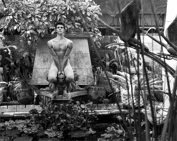 Roberto Bolle: a nude cover, politics, and finishing a career - Roberto Bolle by Bruce Weber – Vanity Fair 3