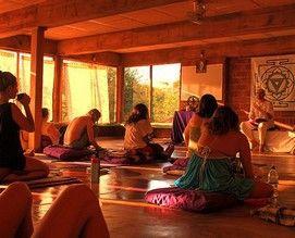 Hridaya Yoga Retreats Mexico: We offer yoga teacher training in Mexico, silent meditation retreats & yoga retreats in Mazunte, a beachside town in Oaxaca.
