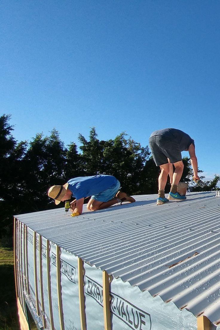 Tiny House | Solar Panels | DIY | Living Tiny And Green |