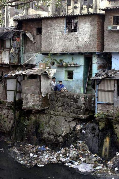 Dharavi, Mubai, India