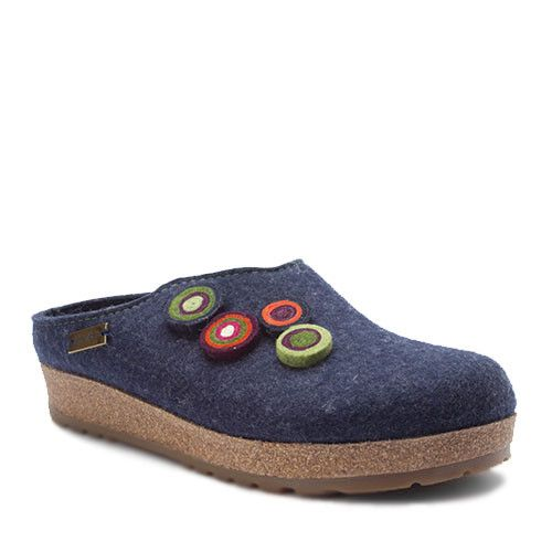 Haflinger Women's .Chloe Slippers – Model Shoe Renew