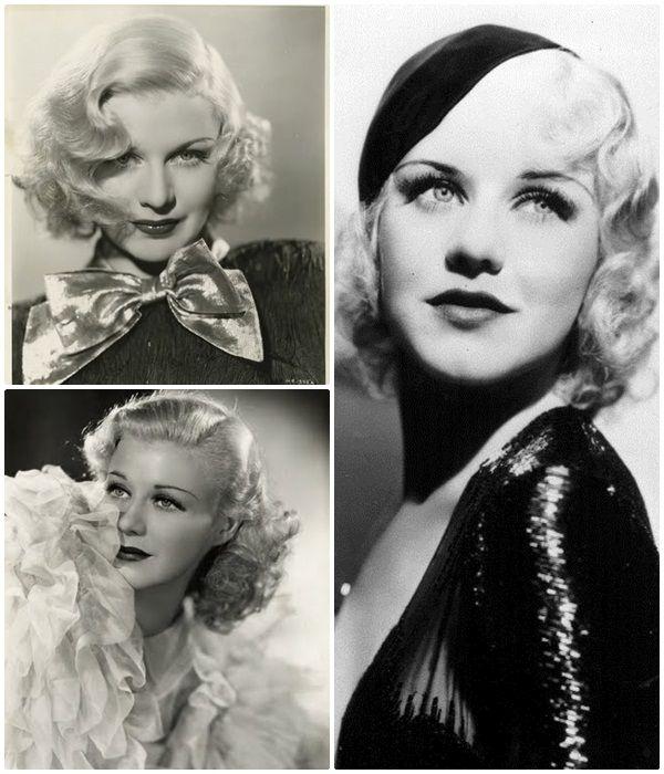 #GingerRoger, una donna bellissima di una sensualità unica. #capellianni30 #hairhistory