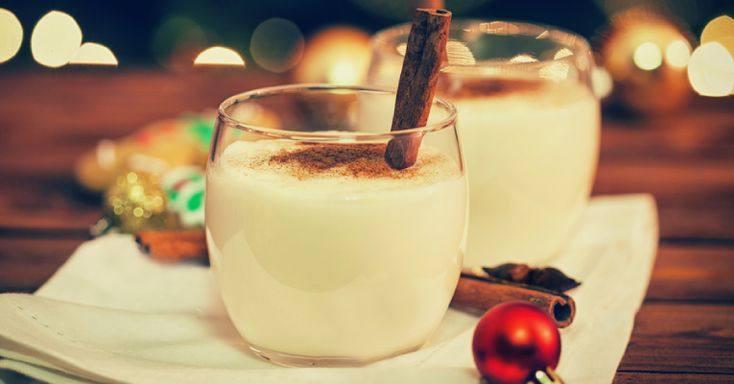 You see that mug of frothy goodness? Get ready to whip up one of these festive bad boys thanks to our classic holiday eggnog tea latte recipe. Cozy, creamy and utterly delicious, it's guaranteed to put you in the holiday spirit. Eggnog mustache included.