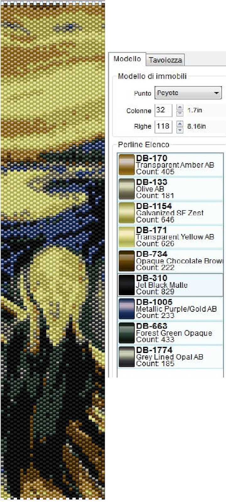 P @ tty Beads: Pattern Peyote