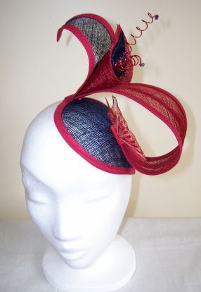 1120 best diy hats and things images on pinterest kentucky derby supplies to make fascinators how to make a fascinator diy fashion story solutioingenieria Gallery